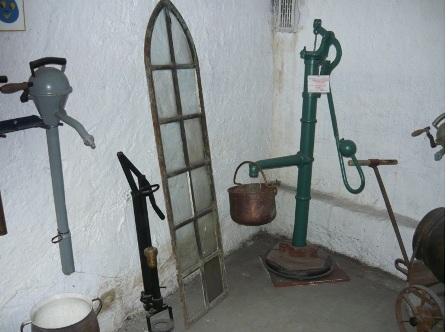 Muzeum Kropli Wody w Wieży Ciśnień