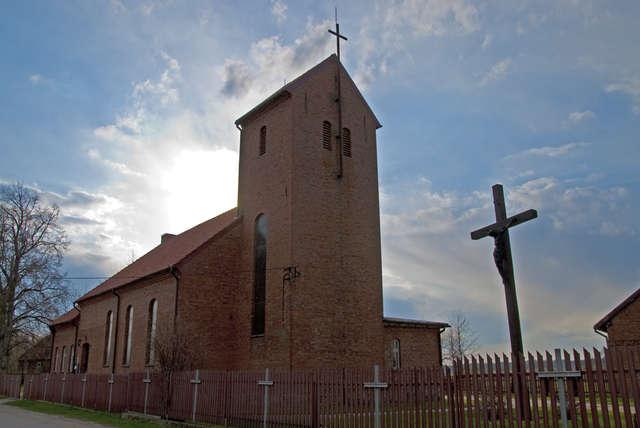 Kościół w Prawdziskach