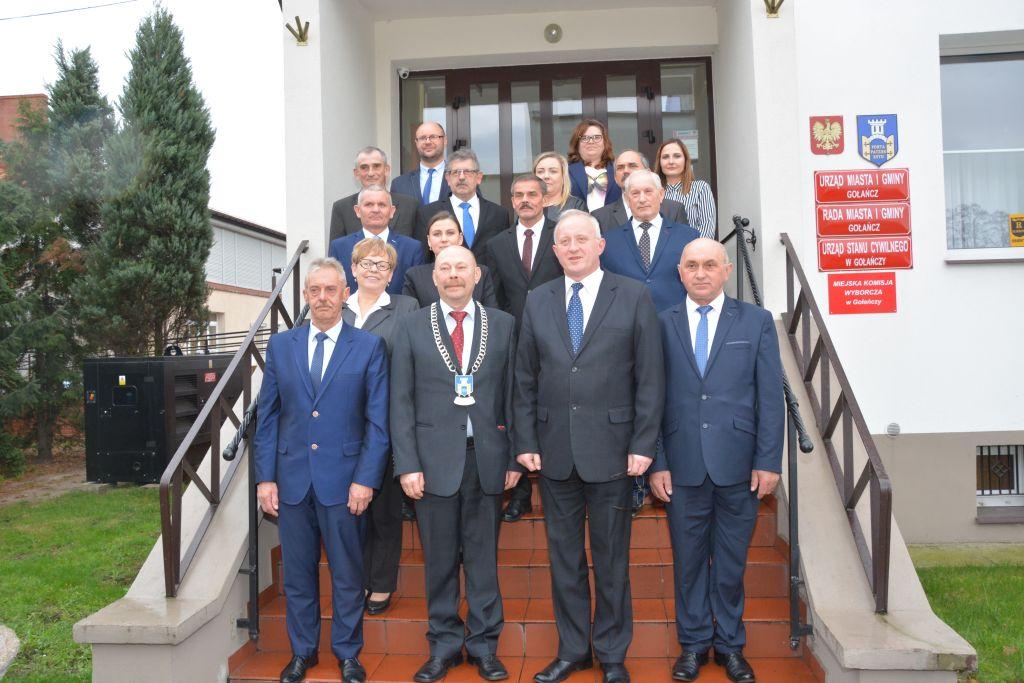 Rada Miasta i Gminy Gołańcz VIII kadencji 2018 - 2023