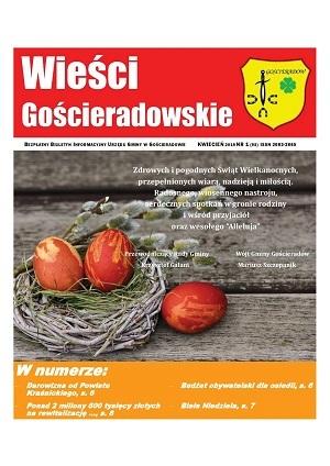 Wieści Gościeradowskie Numer 1 2019 rok [300x424]