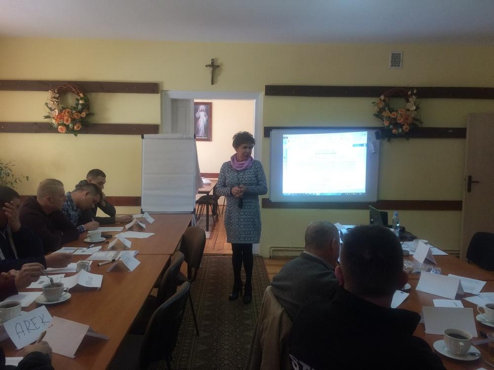 W sobotę 24 marca 2018r odbyło się szkolenie Rozwijanie kompetencji społecznych i obywatelskich w budynku Ośrodka Pomocy Społecznej w Gościeradowie [1000x750]
