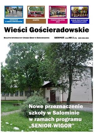 Wieści Gościeradowskie Numer 2 2015 rok [300x425]