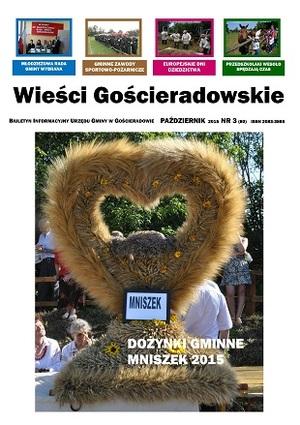 Wieści Gościeradowskie Numer 3 2015 rok [300x425]