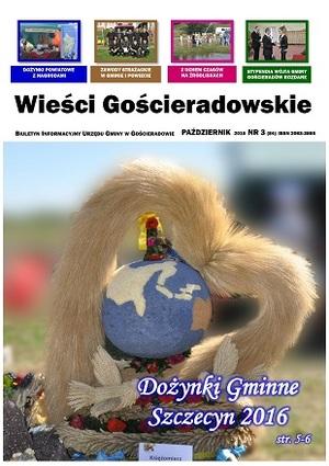 Wieści Gościeradowskie Numer 3 2016 rok [300x425]