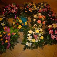 Prace florystyczne - Mniszek