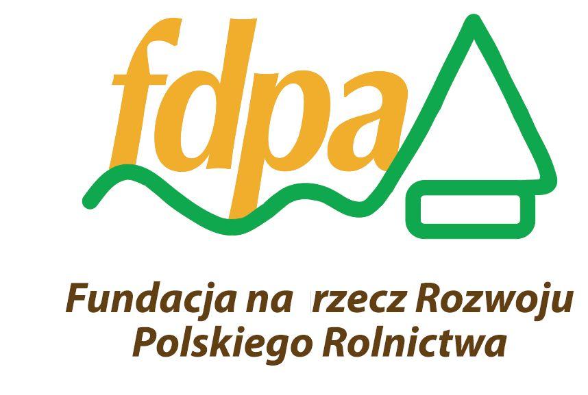 Logo Fundacji na rzecz Rozwoju Polskiego Rolnictwa (link otworzy duże zdjęcie)