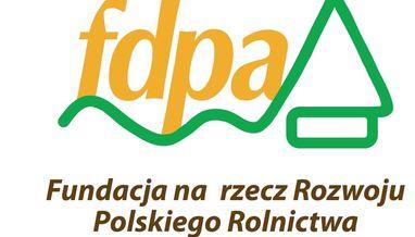 Logo Fundacji na rzecz Rozwoju Polskiego Rolnictwa