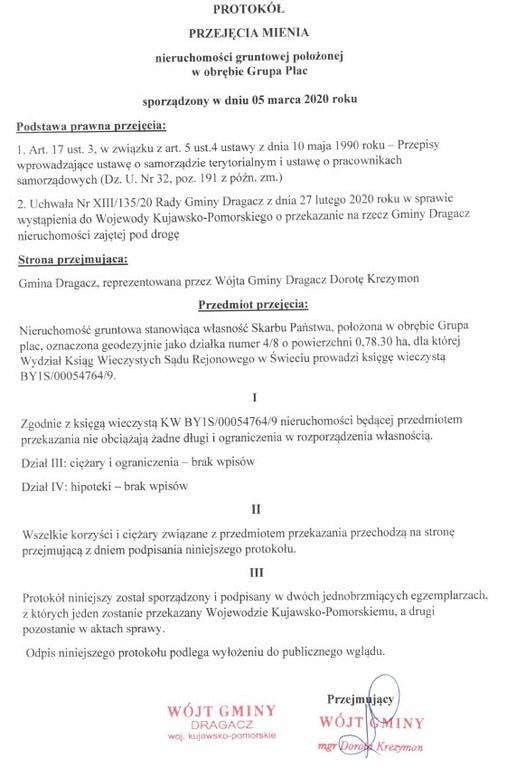 Protokół (link otworzy duże zdjęcie)
