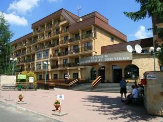 Centrum Rehabilitacji Rolników KRUS to  największy kompleks rehabilitacyjny w Horyńcu-Zdroju. W obiekc