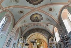 Zespół klasztorny oo. Franciszkanów w Horyńcu-Zdroju