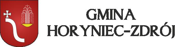 Logo Gmina Horyniec Zdrój