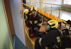 Szkolenie dla strażaków OSP.