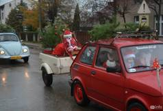 Przejazd zmotoryzowanych Mikołajów 2019