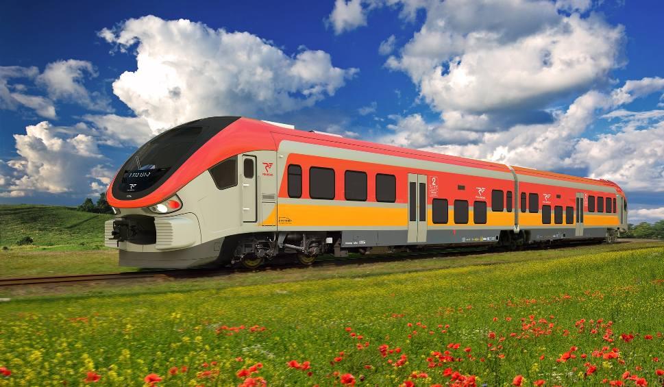 Wakacyjne połączenia kolejowe ze stacji w Karsinie (link otworzy duże zdjęcie)