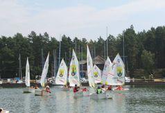 Zakończenie sezonu żeglarzy z gminy Karsin.