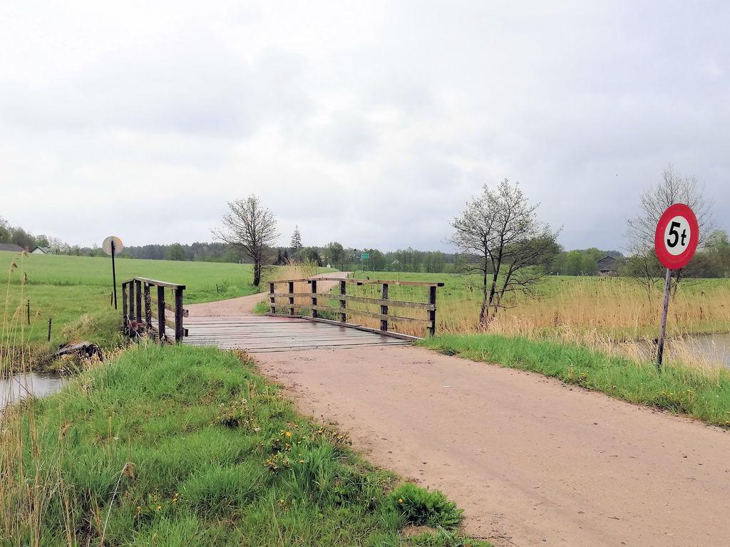 W połowie czerwca rozpocznie się budowa nowego mostu przez Wdę w miejscowości Miedzno. (link otworzy duże zdjęcie)