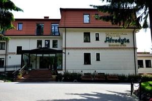 Budynek Hotelu Afrodyta SPA
