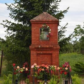 Kapliczka na Budach Mszczonowskich