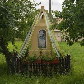 Kapliczka przy ulicy Przemysłowej w Radziejowicach
