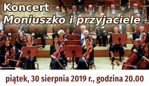Koncert w Pałacu w Radziejowicach Moniuszko i Przyjaciele