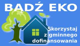 Reklama dotacji celowych na inwestycje proekologiczne w Gminie Radziejowice