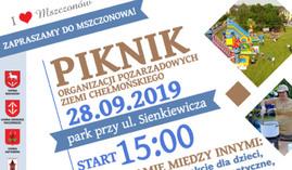 Piknik LGD Ziemia Chełmońskiego