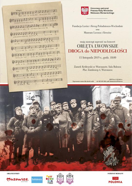 Koncert - Orlęta Lwowskie (link otworzy duże zdjęcie)