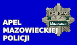 Apel I Zastępcy Komendanta Wojewódzkiego Policji zs, w Radomiu dotyczący bezpieczeństwa osób starszy