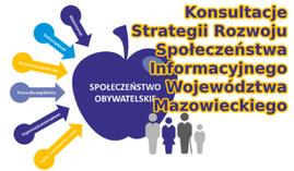 Strategia Rozwoju Społeczeństwa Informacyjnego - plakat