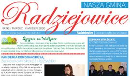 Nasza Gmina Radziejowice - numer świąteczny