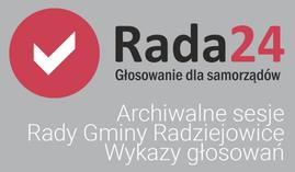 Archiwum sesji rady gminy radziejowice