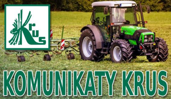 Ilustracja - traktor, prace polowe