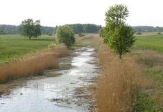 Kanał Mazurski granica z Rosją