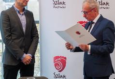 XV posiedzenie Rady Programowo – Naukowej ds. Szlaku Piastowskiego (link otworzy duże zdjęcie)