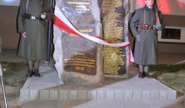 Pomnik w Łeknie