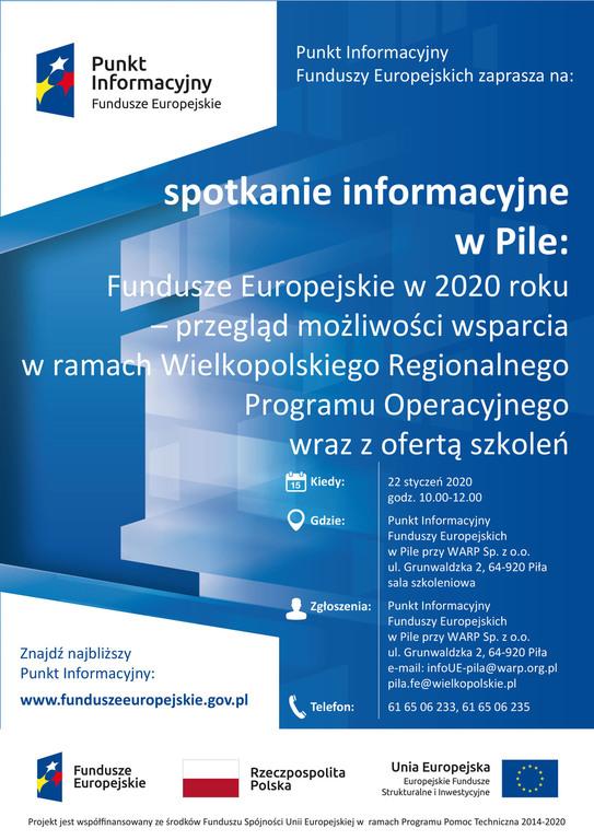 Plakat informacyjny o spotkaniu (link otworzy duże zdjęcie)