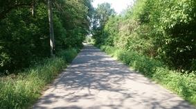 droga Karczemka - Otłoczyn