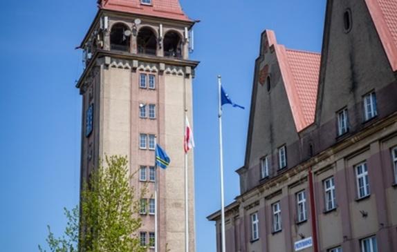 Wieża widokowa i Dom Rybaka