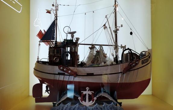 Wystawa rybacka MERK