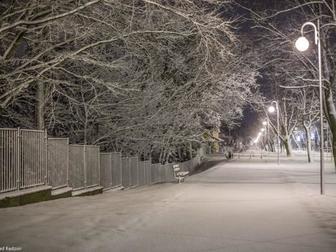 Trakt spacerowy przy Alei Żeromskiego i Ośrodku Przygotowań Olimpijskich Cetniewo we Władysławowie,