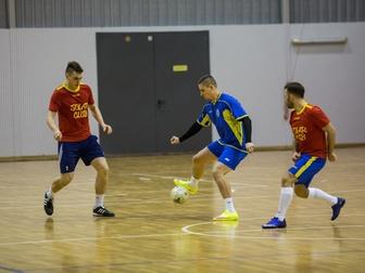 Turniej piłki nożnej halowej Derby Władysławowa 2017 - zwycięzca SOLAR
