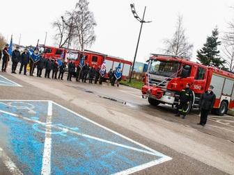 OSP Władysławowo otrzymała nowy pojazd