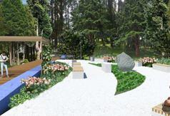 Projekt koncepcyjny zagospodarowania Parku Miejskiego we Władysławowie
