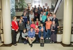 Inauguracja roku wykładowego 2016/2017 Uniwersytetu III Wieku