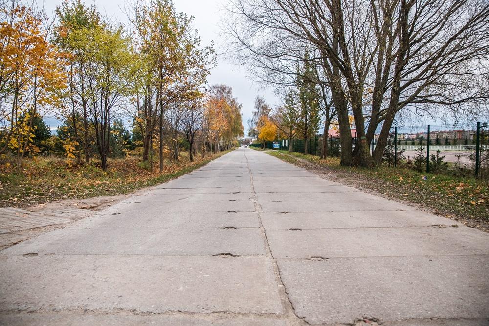 Ulica Żwirowa we Władysławowie (link otworzy duże zdjęcie)
