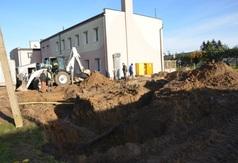 Rozbudowa Szkoły Podstawowej w Chłapowie