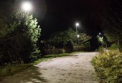 Nowe lampy LED przy ul. Obozowej w Ostrowie
