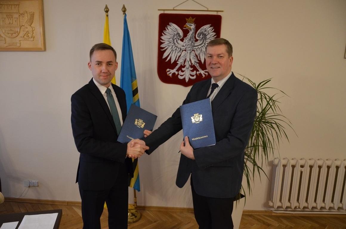 Porozumienie Władysławowa i Jastarni ws. usprawnienia komunikacji (link otworzy duże zdjęcie)