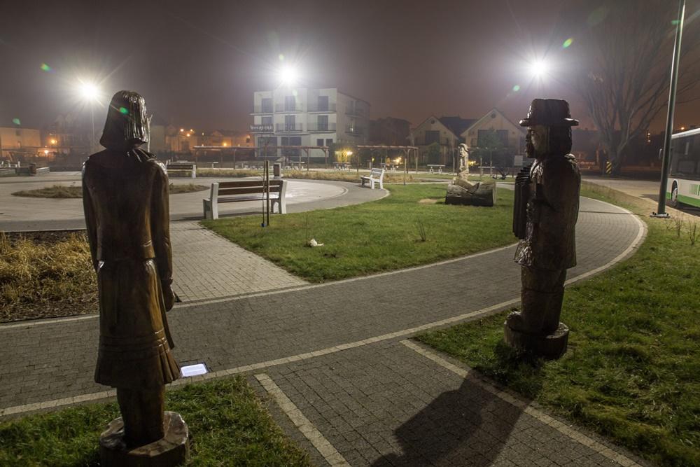 Rozbudowa oświetlenia w Gminie Władysławowo (link otworzy duże zdjęcie)