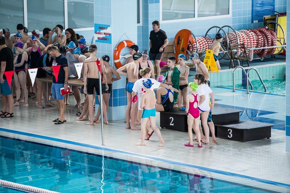 Pływackie Igrzyska Młodzieży Szkolnej (link otworzy duże zdjęcie)